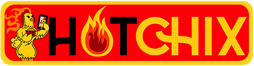 Hot Chix Santa Rosa Logo